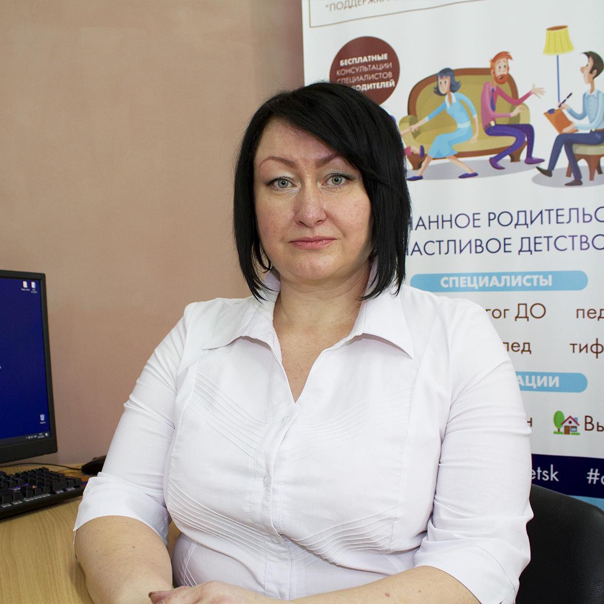 Андросова Ирина Владимировна