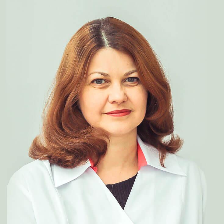 Гамова Анастасия Александровна