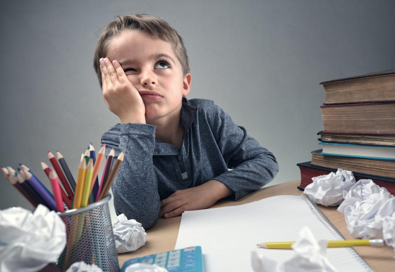 Если ребёнок отказывается делать домашнее задания