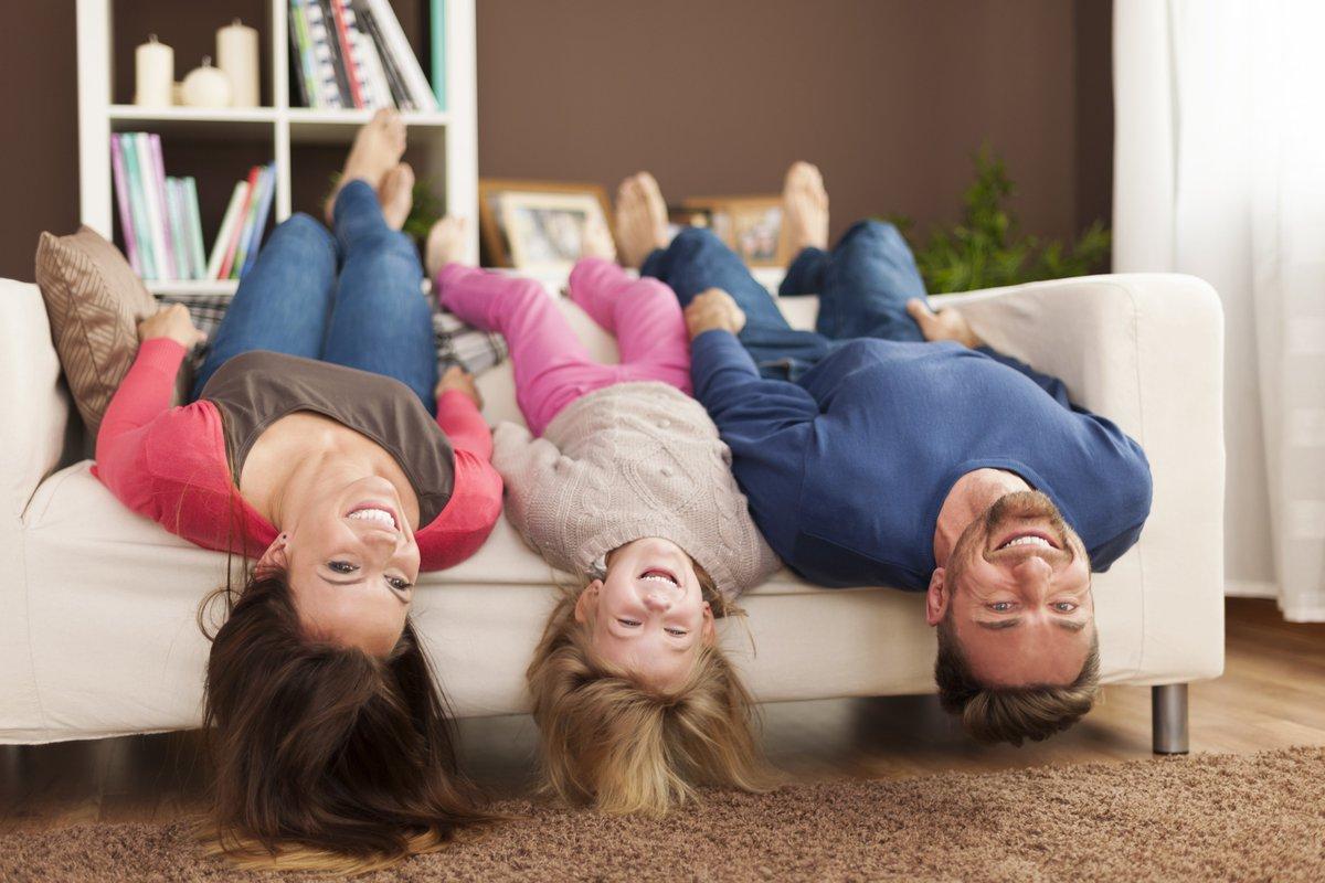 Девять советов по выживанию с подростками