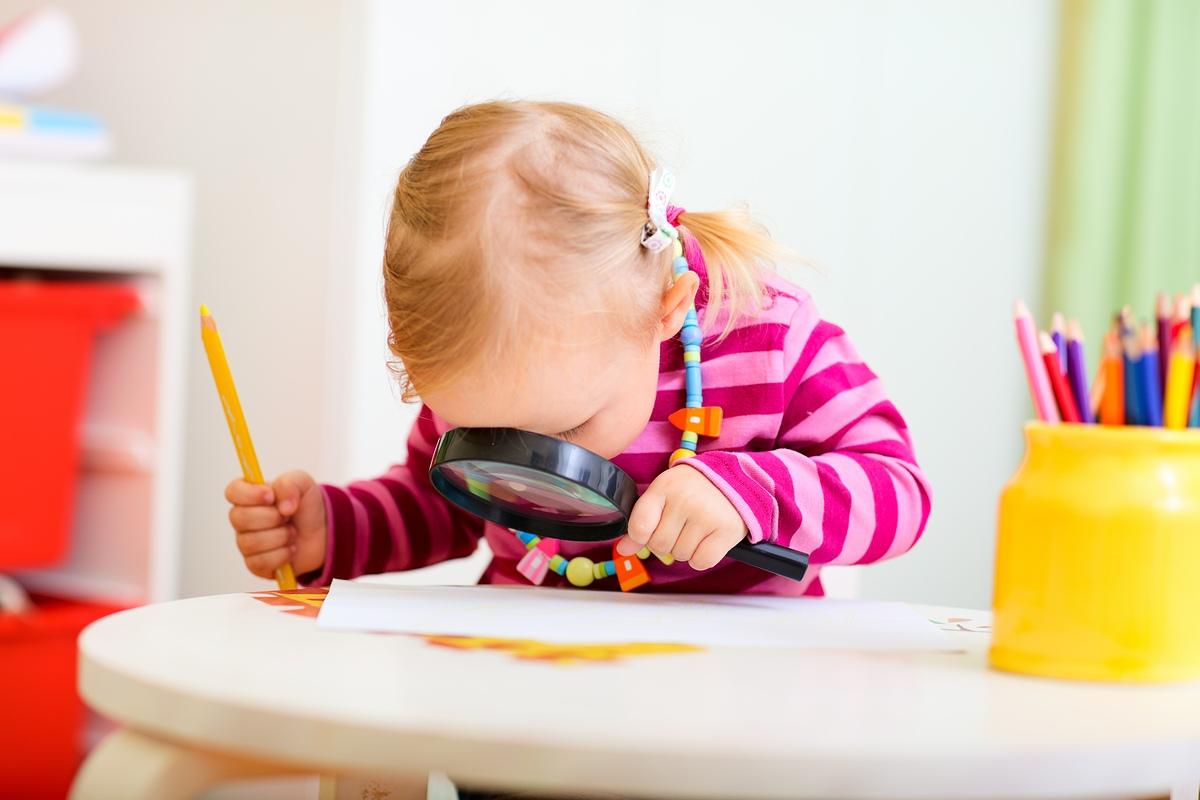 Развиваем ребенка в дошкольном возрасте (часть 1)