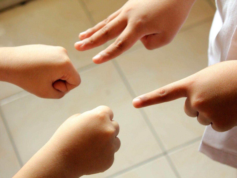 Пальчиковые игры для развития детей 4-5 лет